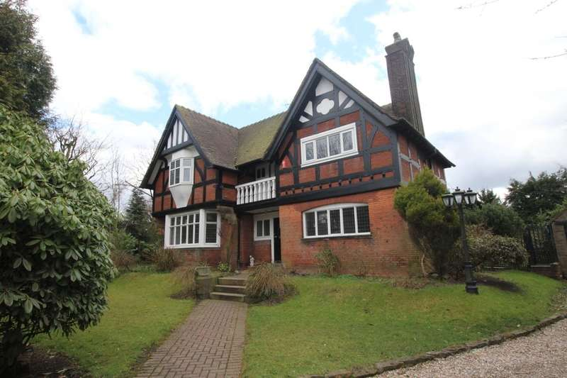 6 Bedrooms Detached House for sale in Buxton Road, Leek, ST13