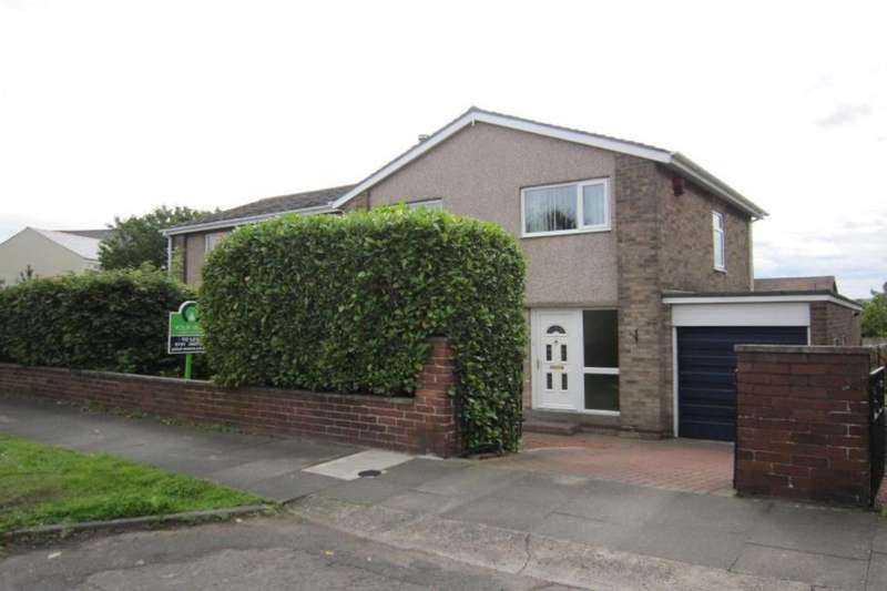 3 Bedrooms Semi Detached House for sale in Atholl, Ouston, Chester Le Street, DH2