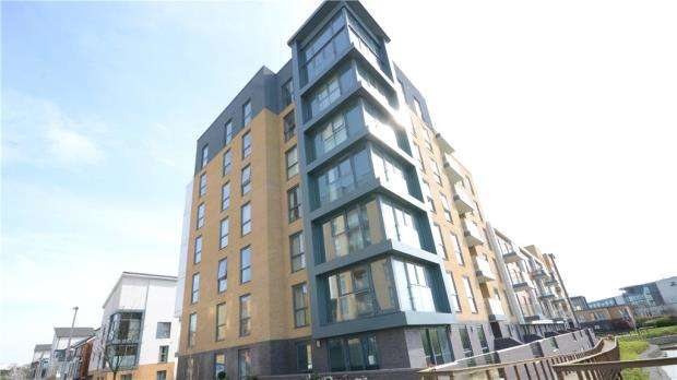 2 Bedrooms Apartment Flat for sale in Cygnet House, Drake Way, Reading
