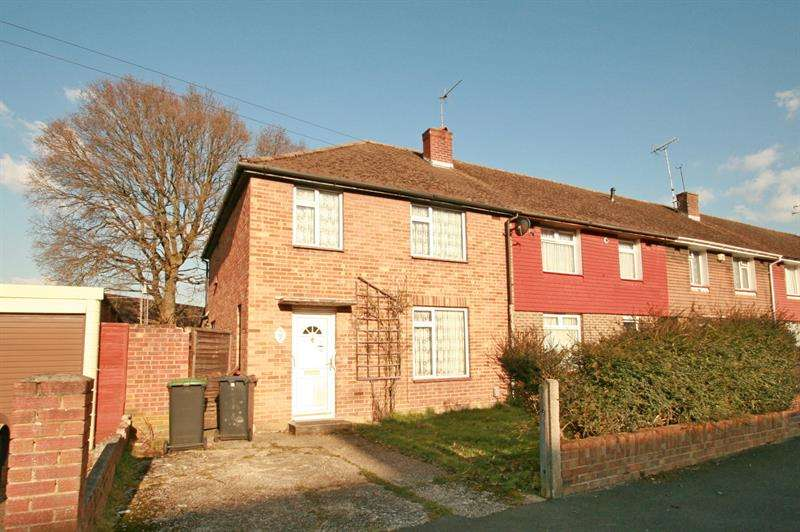3 Bedrooms End Of Terrace House for sale in St. Michaels Road, Bedhampton, Havant