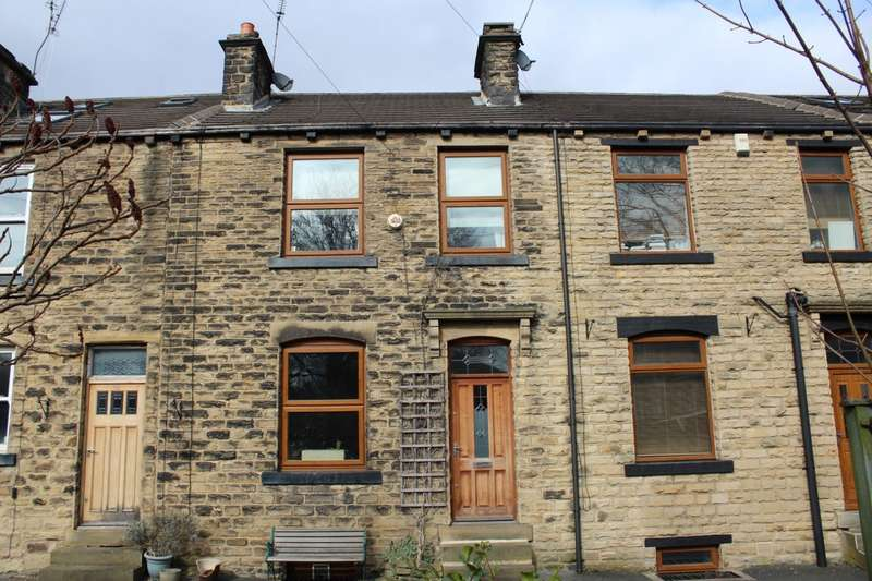 3 Bedrooms Terraced House for sale in Prospect Street, Farsley, LS28