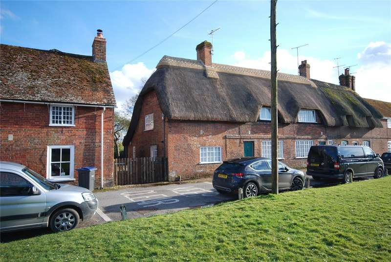 3 Bedrooms End Of Terrace House for sale in The Borough, Downton, Salisbury, Wiltshire, SP5