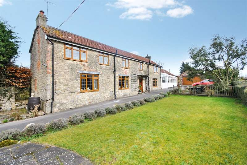 4 Bedrooms Detached House for sale in Court Street, Winsham, Chard, Somerset, TA20
