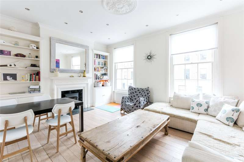 3 Bedrooms Maisonette Flat for sale in Princess Road, Primrose Hill, London, NW1