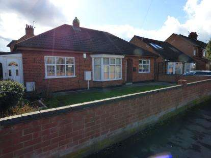 3 Bedrooms Bungalow for sale in Wyvern Avenue, Leicester