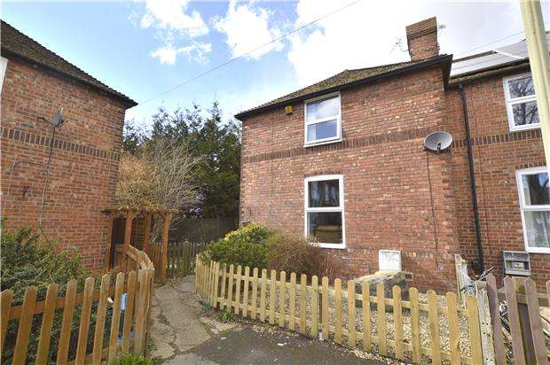 3 Bedrooms End Of Terrace House for sale in Pates Avenue, CHELTENHAM, Gloucestershire, GL51 8EQ