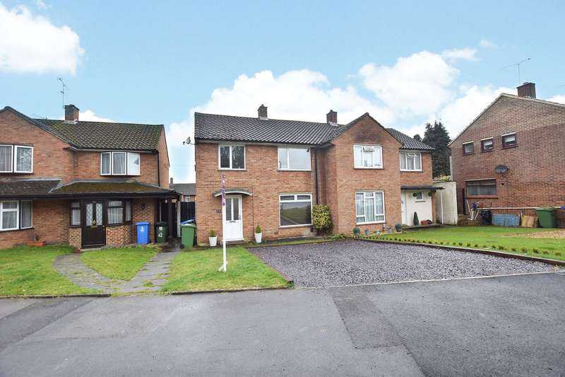 3 Bedrooms Semi Detached House for sale in Parkland Drive, Bracknell, Berkshire, RG12