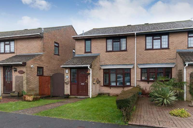 3 Bedrooms House for sale in Dymock Close, Seaford, BN25 3TW