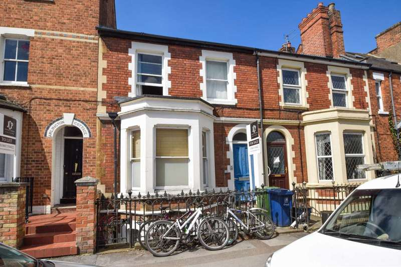 6 Bedrooms Terraced House for sale in Kingston Road, Central North Oxford