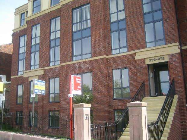 2 Bedrooms Apartment Flat for sale in Beaufort Apartments, 272 Upper Parliament Street, Liverpool