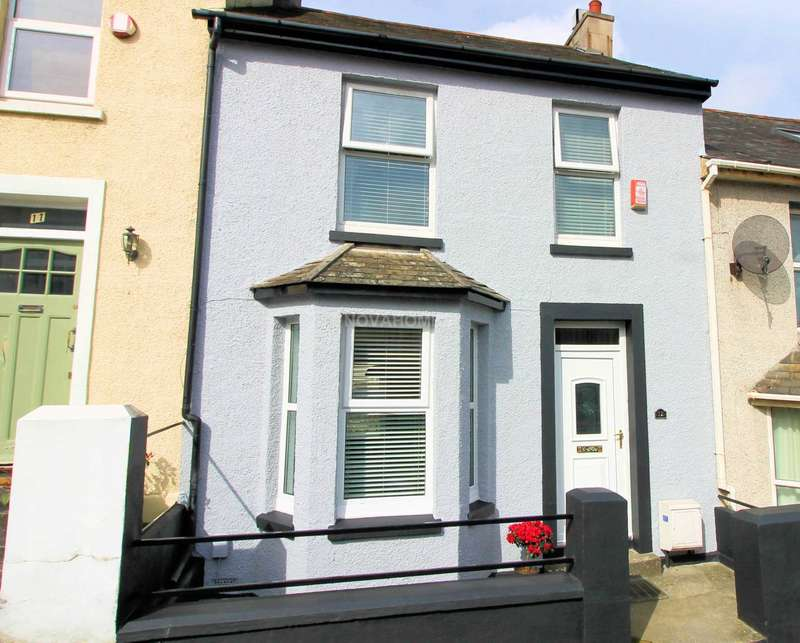 3 Bedrooms Terraced House for sale in Prince Maurice Road, Plymouth, PL4 7LJ