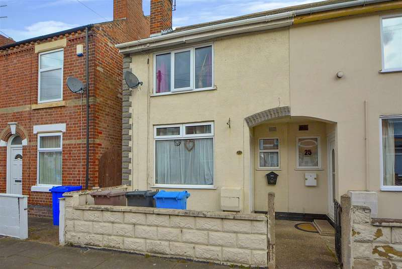 2 Bedrooms Semi Detached House for sale in Gladstone Street, Long Eaton