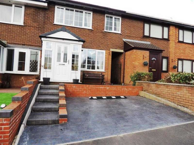3 Bedrooms Mews House for sale in Sutton Drive, Droylsden, Manchester