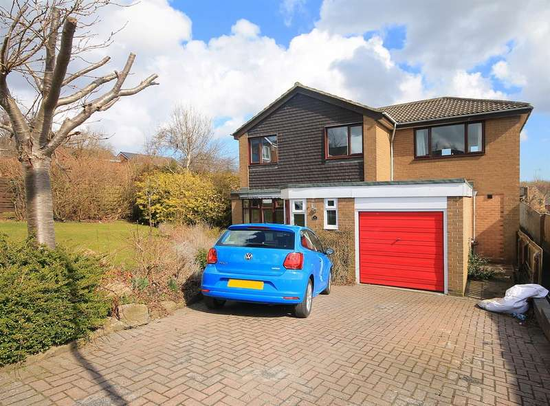 4 Bedrooms Detached House for sale in Bromley Close, High Shincliffe, Durham