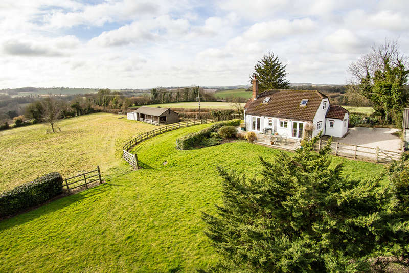 3 Bedrooms Detached House for sale in The Old Road, West Meon