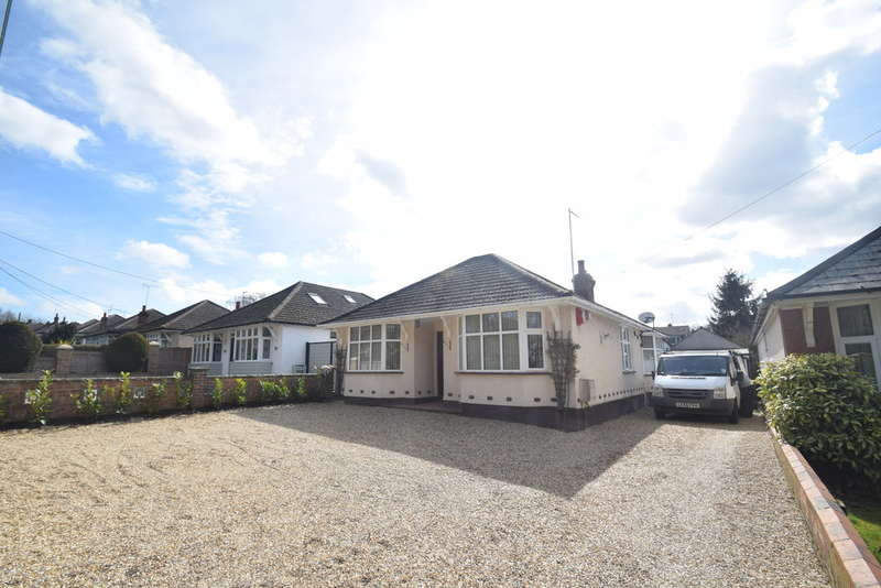 2 Bedrooms Detached Bungalow for rent in Barton Hill, Fornham St. Martin
