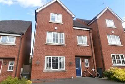 4 Bedrooms Semi Detached House for rent in Watts Drive, Shepshed, LE12 9UR