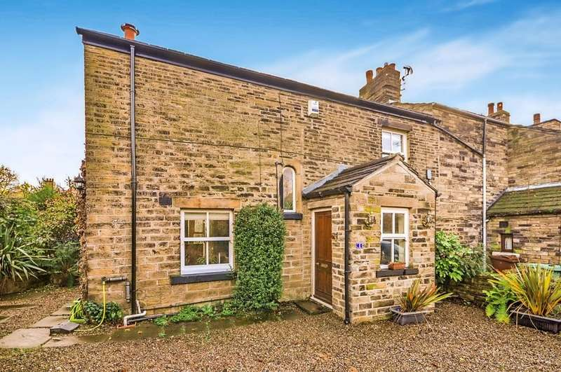 3 Bedrooms Semi Detached House for sale in Hillfoot Cottages, Pudsey, West Yorkshire, LS28 8LG