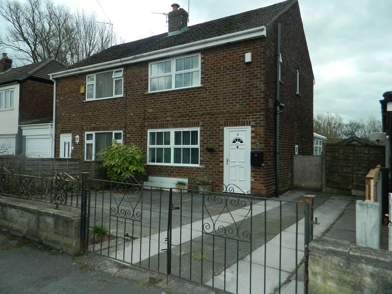 3 Bedrooms Semi Detached House for sale in Trafalgar Road, Hindley, Wigan, WN2
