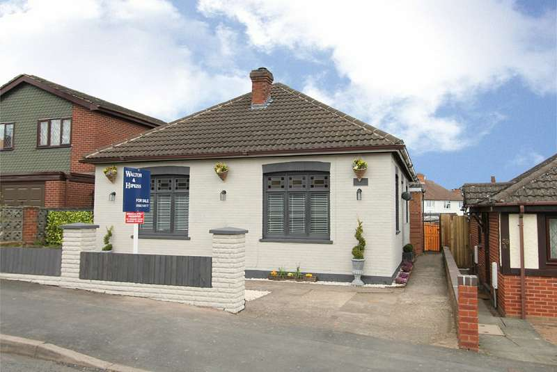 2 Bedrooms Detached Bungalow for sale in Lea Bank Avenue, Kidderminster, DY11