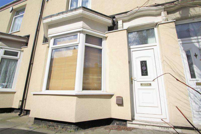 3 Bedrooms Terraced House for sale in Buckingham Road, Oxbridge, Stockton, TS18 4DH