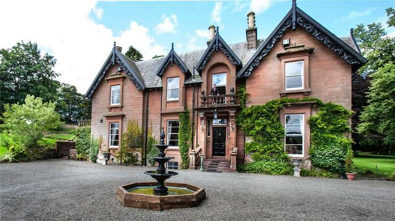 7 Bedrooms Detached House for sale in Beattock, Moffat, Dumfriesshire, DG10