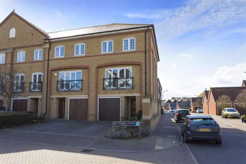 4 Bedrooms Town House for sale in Belvedere Close, Faversham