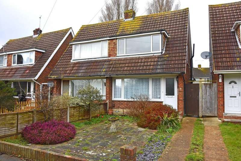 2 Bedrooms Chalet House for sale in Mansfield Road, Worthing