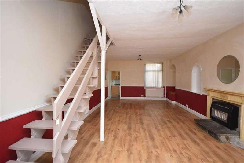 3 Bedrooms Terraced House for sale in Seldon Street, Colne, Lancashire