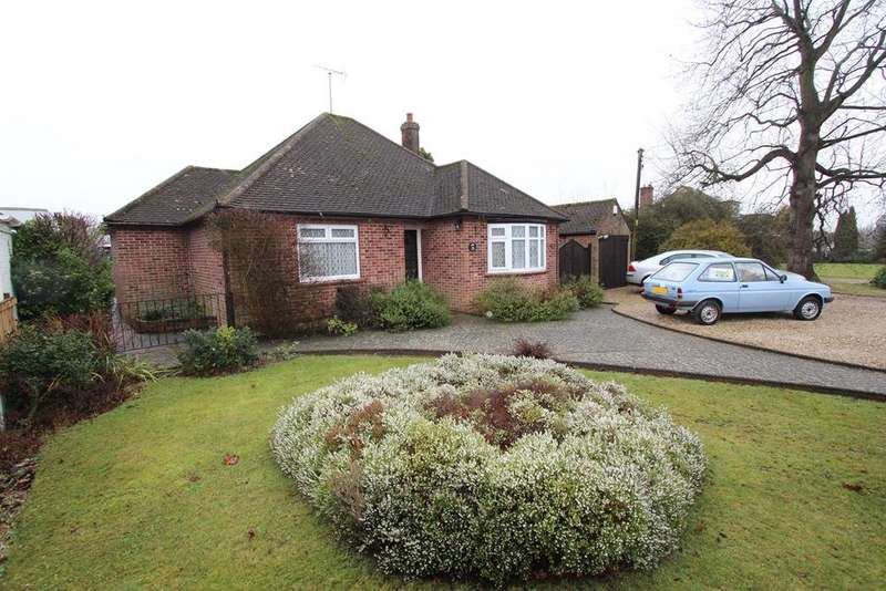 3 Bedrooms Detached Bungalow for sale in School Road, Copford, Colchester, CO6