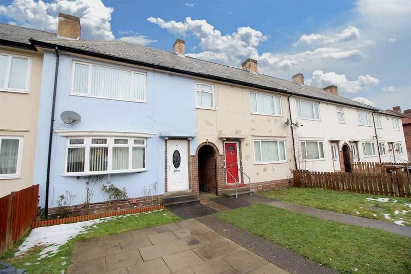 2 Bedrooms Terraced House for sale in Wheatfield Grove