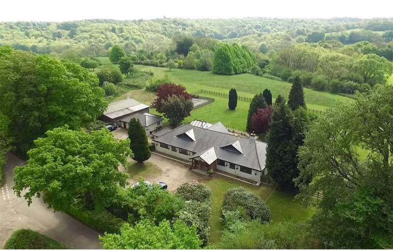 6 Bedrooms Detached House for sale in Buckhurst Road, Westerham, Kent