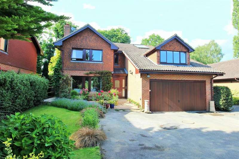 5 Bedrooms Detached House for sale in Oaks Close, Etchingham