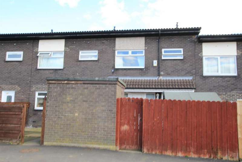 3 Bedrooms Terraced House for sale in Booth Walk, Newton Aycliffe