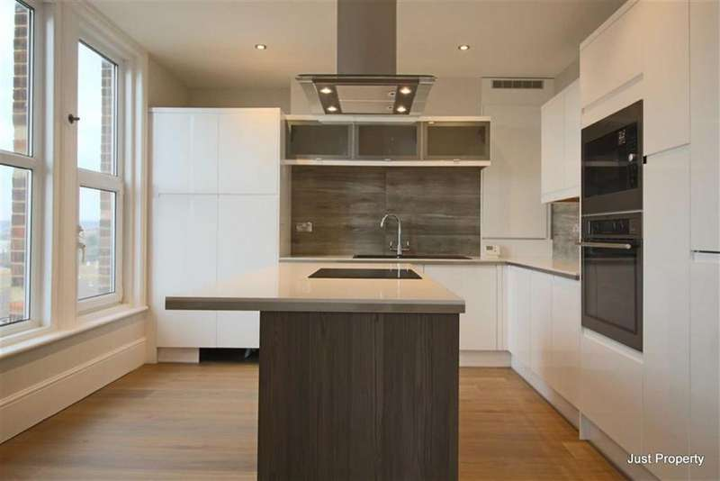 2 Bedrooms Apartment Flat for sale in Milward Road, Hastings