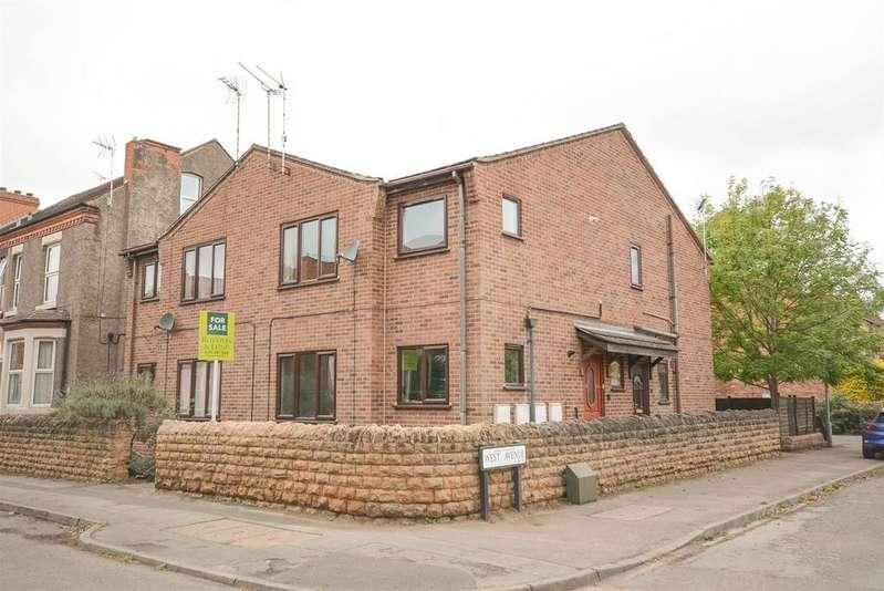 2 Bedrooms Apartment Flat for sale in West Avenue, West Bridgford, Nottingham