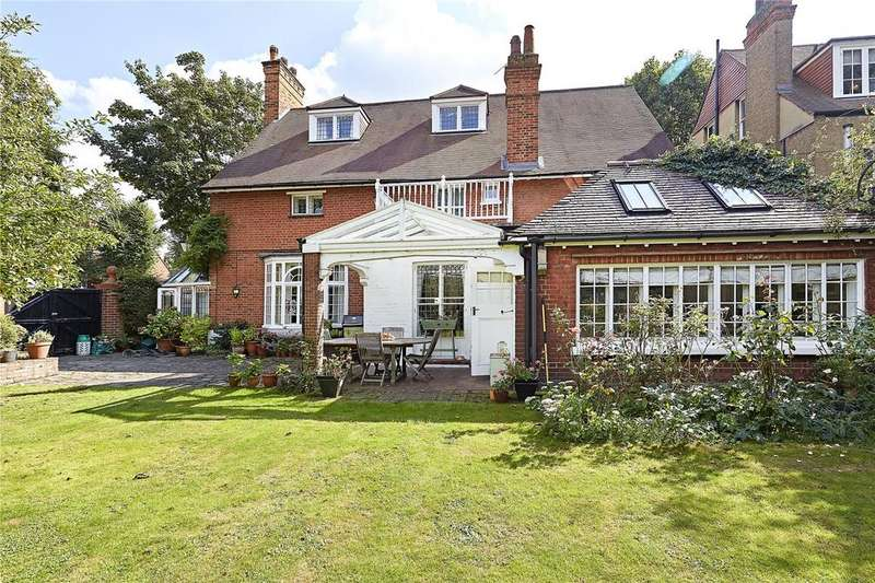 7 Bedrooms Detached House for sale in Bath Road, Bedford Park, London, W4