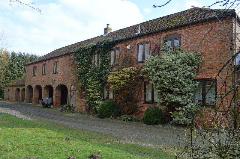 4 Bedrooms Country House Character Property for sale in Wirehill Lane, Wragby