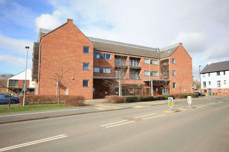 1 Bedroom Apartment Flat for sale in SANDLEFORD HOUSE, CHELLASTON