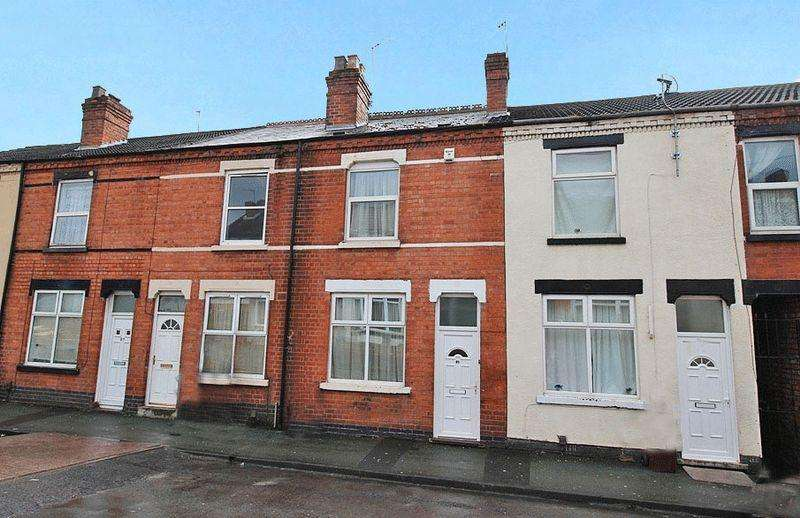 2 Bedrooms Terraced House for sale in Merridale Street West, PENNFIELDS, WOLVERHAMPTON