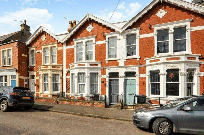 2 Bedrooms Terraced House for sale in Rockleaze Road, Sneyd Park