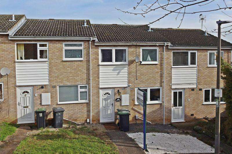 2 Bedrooms Terraced House for sale in Finch Walk, Flitwick