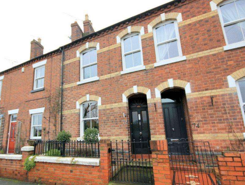 3 Bedrooms Unique Property for sale in Oulton Road, Stone