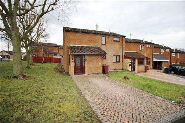 3 Bedrooms Town House for sale in Marrison Drive , Killamarsh, Sheffield, S21 1HF