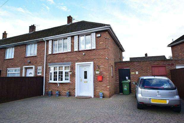 3 Bedrooms Semi Detached House for sale in Broadway, Grimsby
