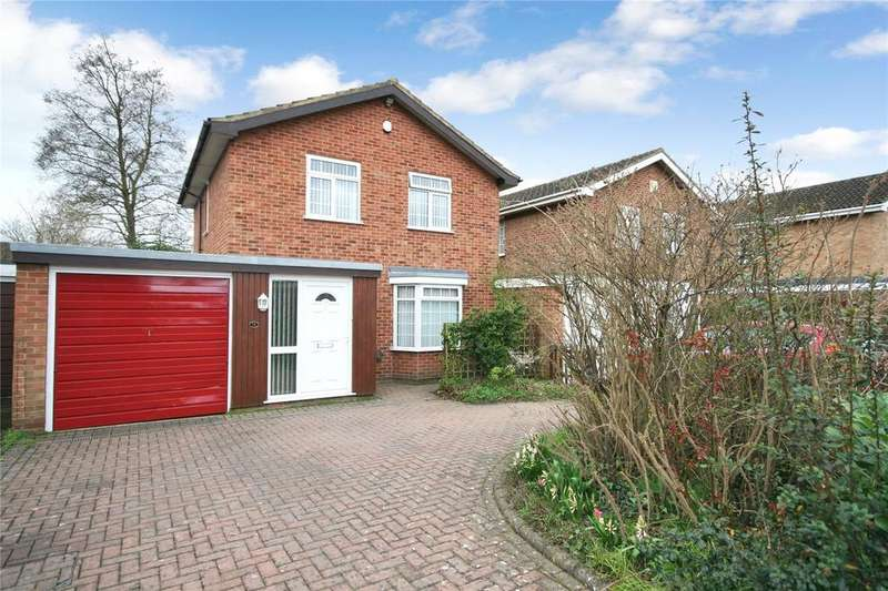 3 Bedrooms Link Detached House for sale in Glynbridge Gardens, Cheltenham, GL51