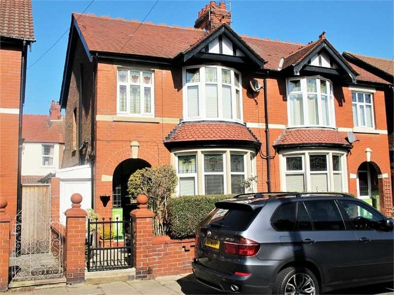 3 Bedrooms Semi Detached House for sale in Gorse Road, Blackpool