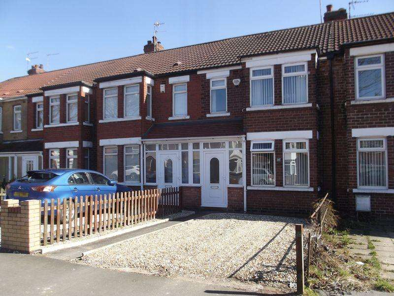 3 Bedrooms Terraced House for sale in National Avenue, Hull
