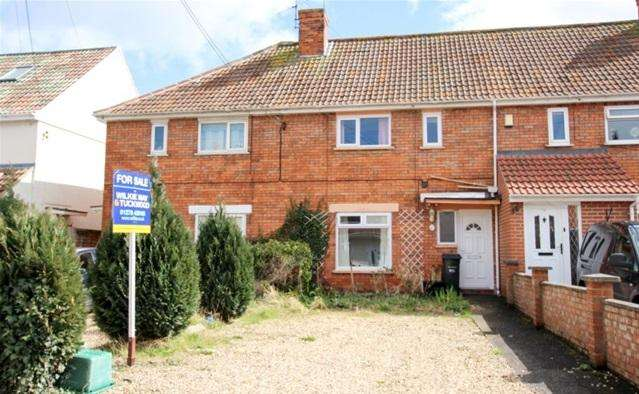3 Bedrooms Terraced House for sale in Penzoy Avenue, Bridgwater
