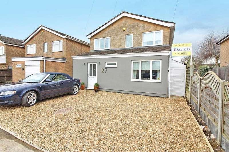 4 Bedrooms Detached House for sale in Rook Tree Way, Haynes, MK45